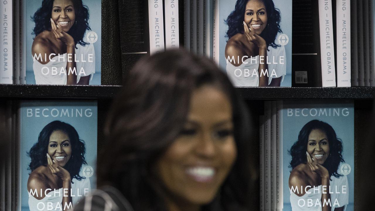 Libro de Michelle Obama