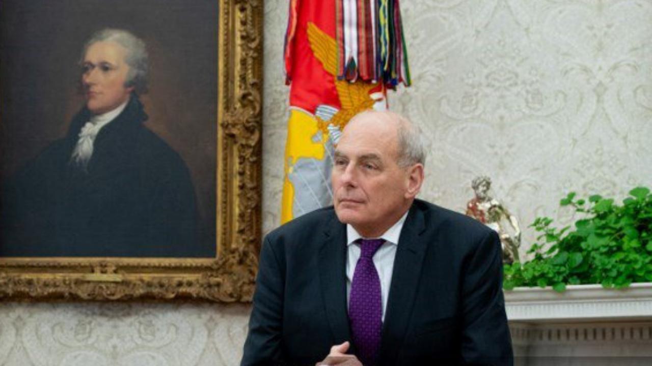 John Kelly dejará cargo a fines de diciembre: Donald Trump