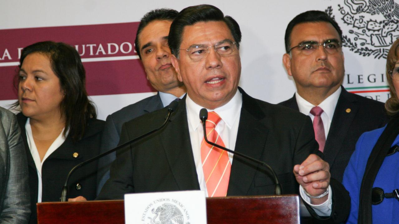 Jesús Reyna García es liberado después de 4 años