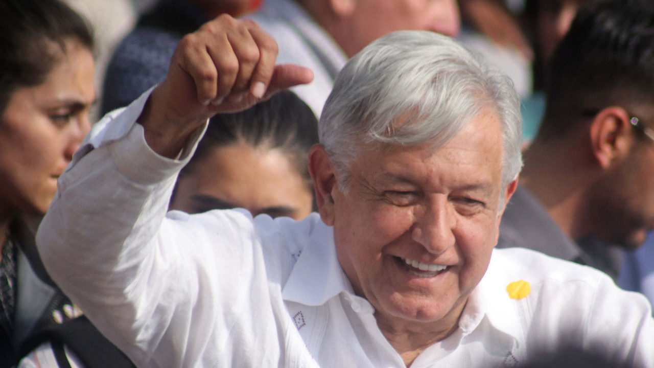 AMLO protagonizará ritual a 'Madre Tierra' para Tren Maya
