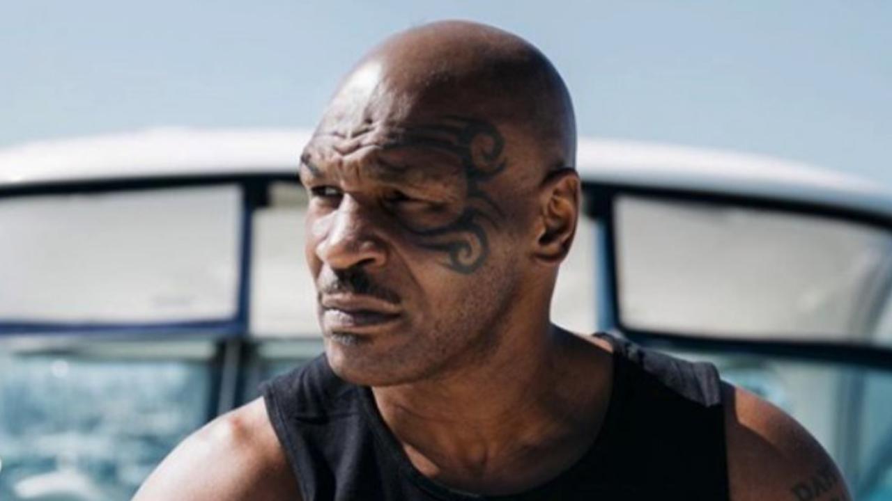 Tyson reconoce haber subido drogado al ring