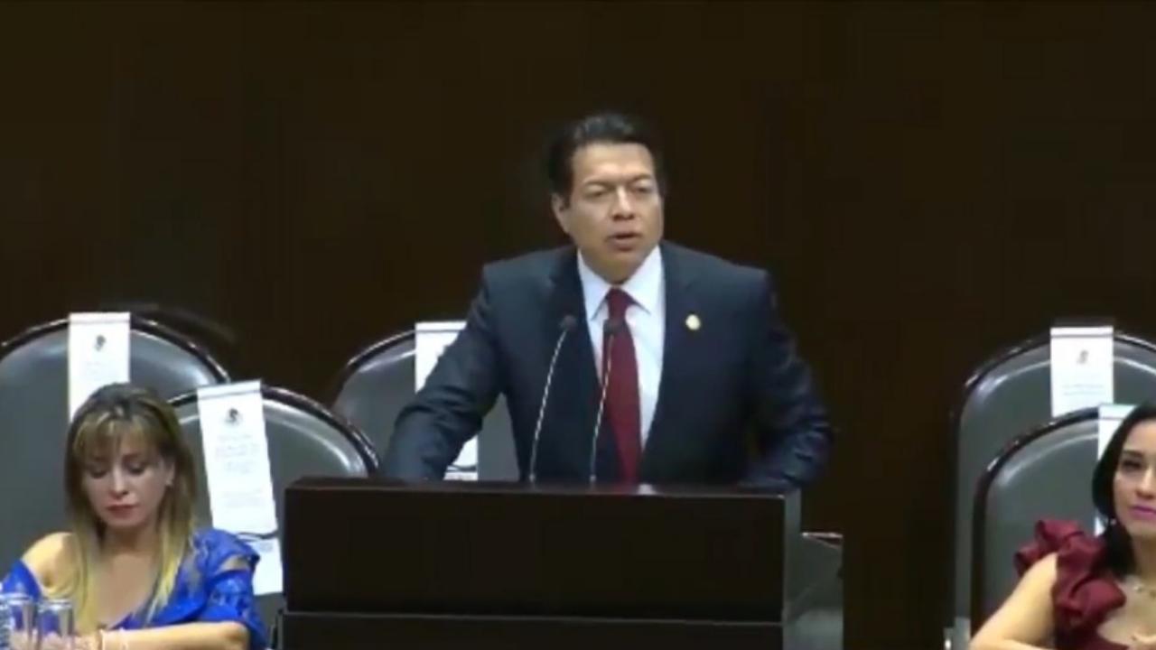 Esperanza da vida a nueva democracia mundial: Mario Delgado