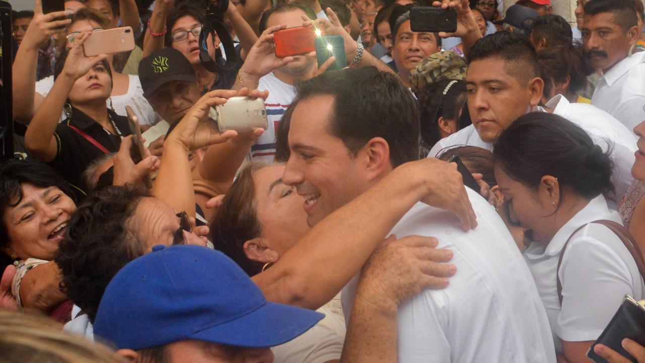 Mauricio Vila el gobernador más aprobado de México
