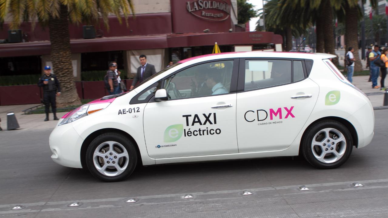 Roban restaurante de Pachuca en taxi de la CDMX
