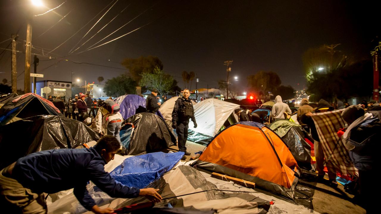 ONG's en desacuerdo por presupuesto destinado a migrantes