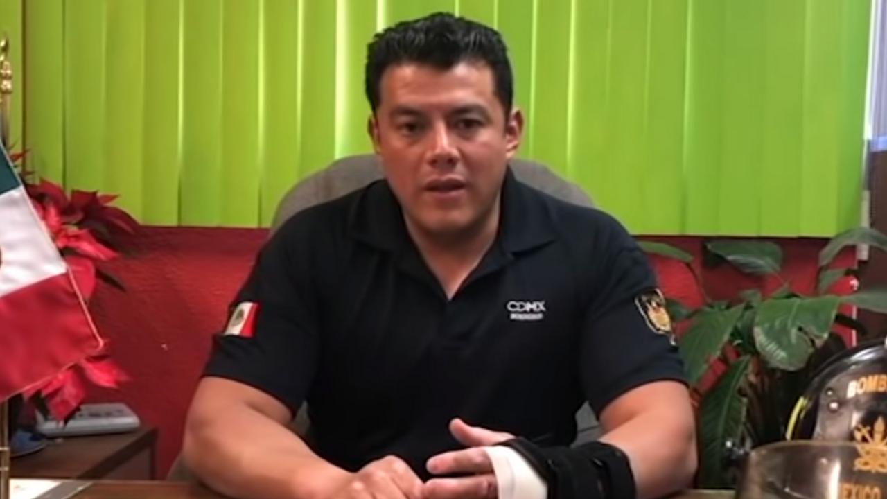 Ismael Figueroa culpa a un nuevo sindicato de su atentado
