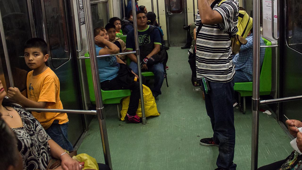 Suspenden Linea B del metro por revisión