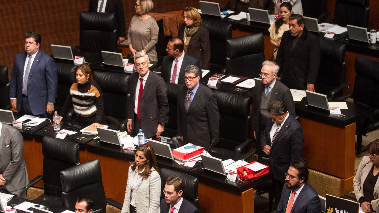Senado recibe propuesta de embajadores