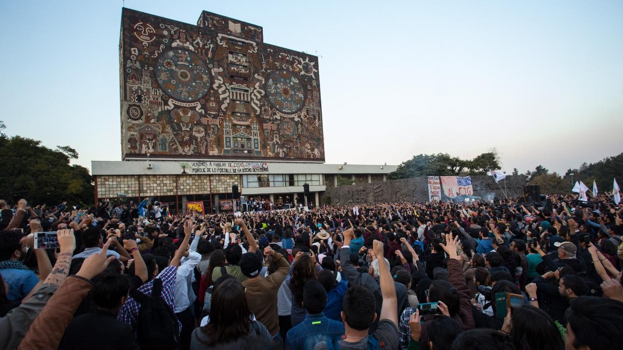 UNAM-carreras