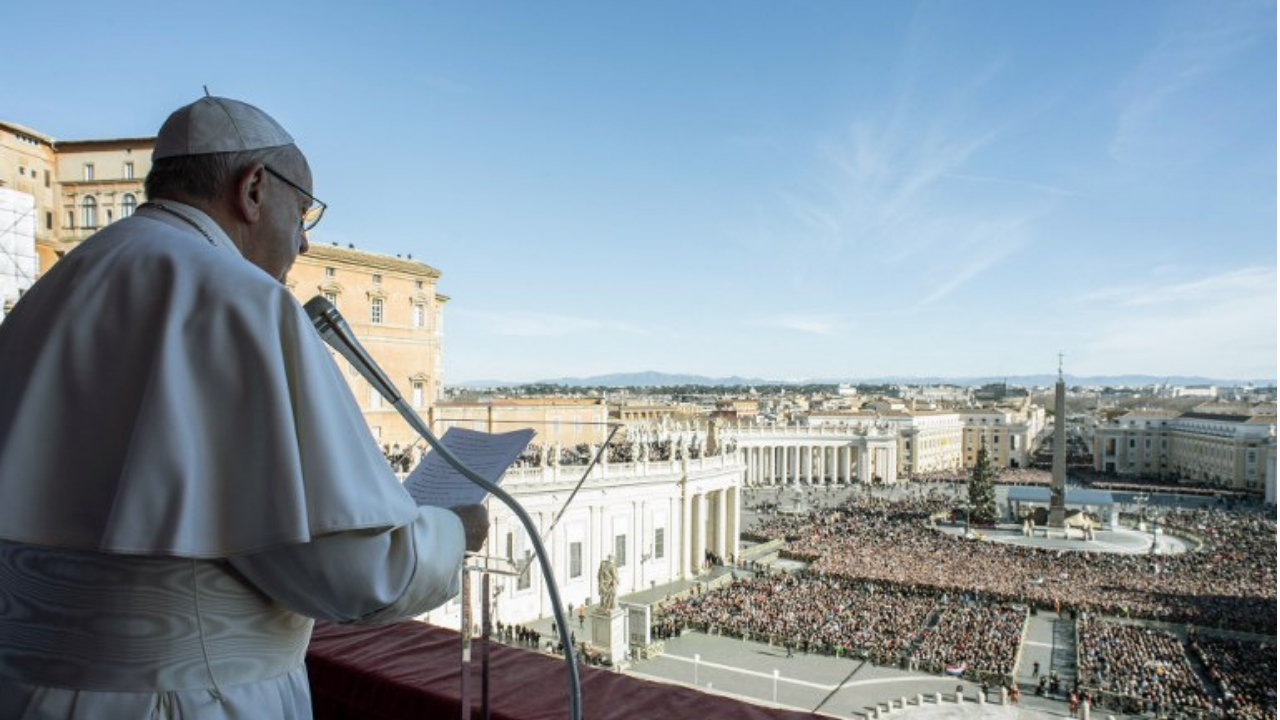 Papa Francisco-mensaje