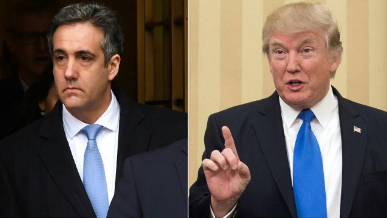 Michael Cohen- Donald Trump