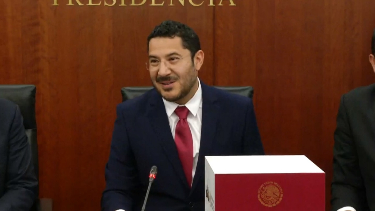 Martí Batres agradece recepción de Paquete Económico 2019