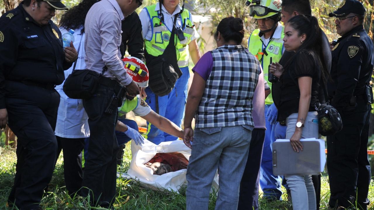 Encuentran cuerpo en Álvaro Obregón