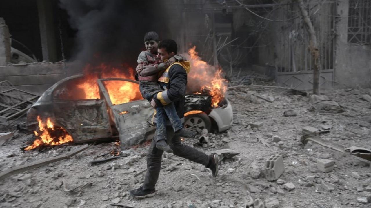 aliados-Siria