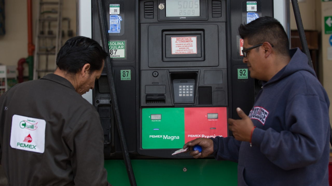 IVA-gasolina