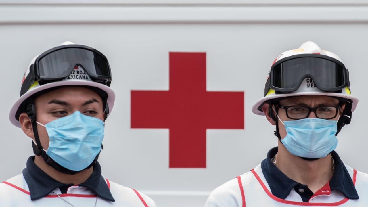 Cruz Roja apoya a damnificados del 19S