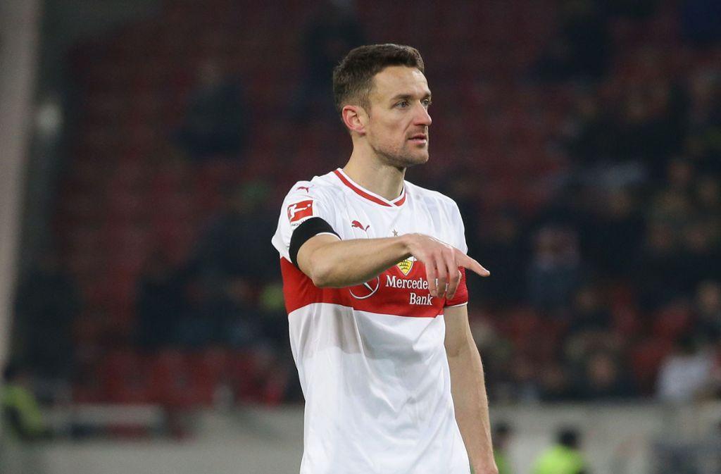 Fallece padre del capitán del Stuttgart durante partido