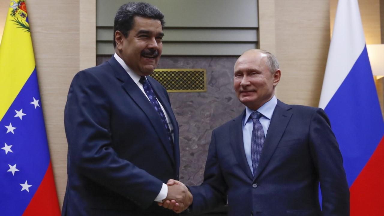 Maduro Rusia Putin