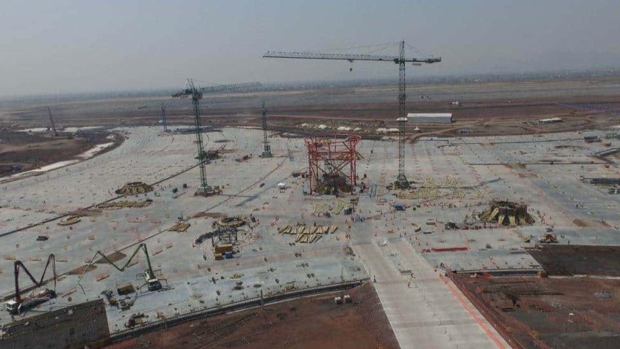 NAIM construcción