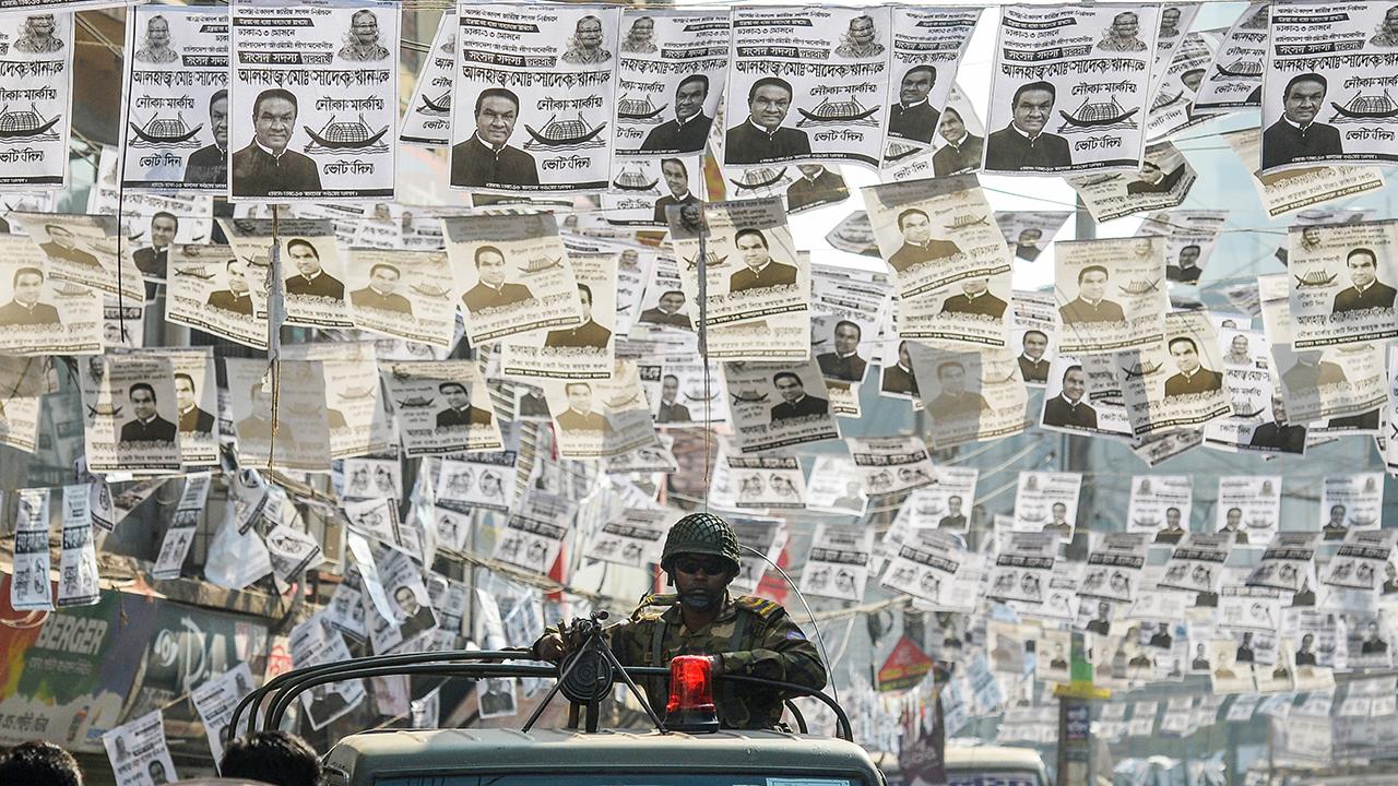 elecciones Bangladés