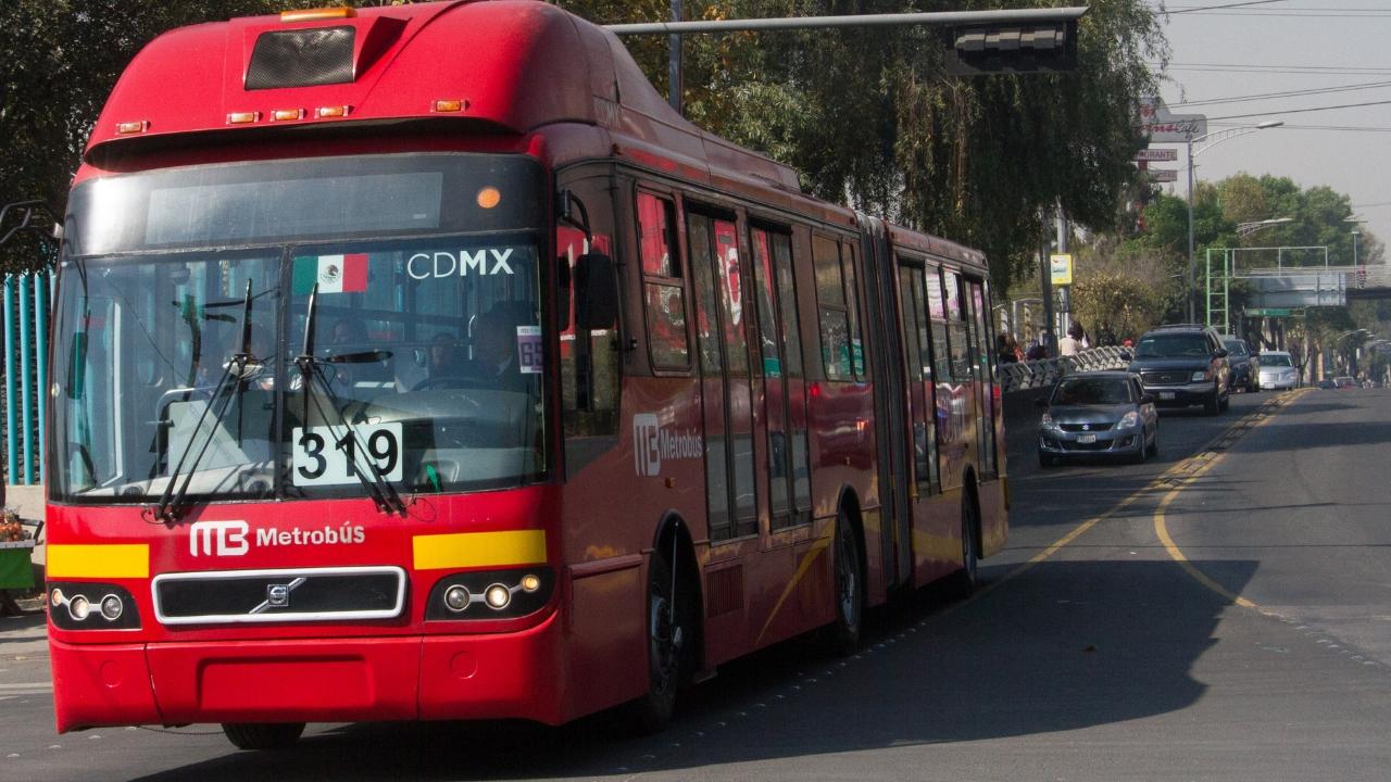 línea 4 del metrobús