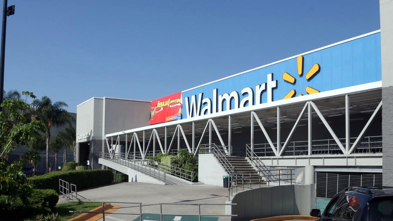 Walmart desmiente desabasto de comida en México