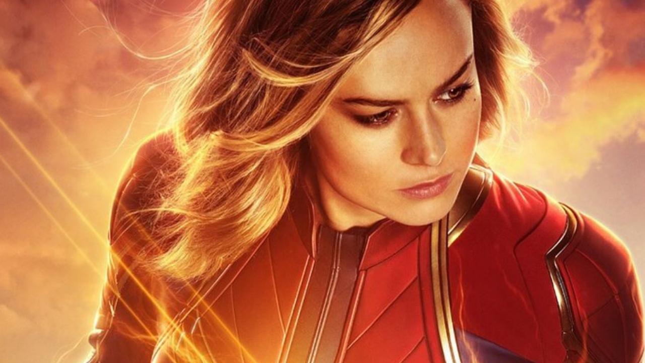 Estos son los nuevos avances de Capitana Marvel