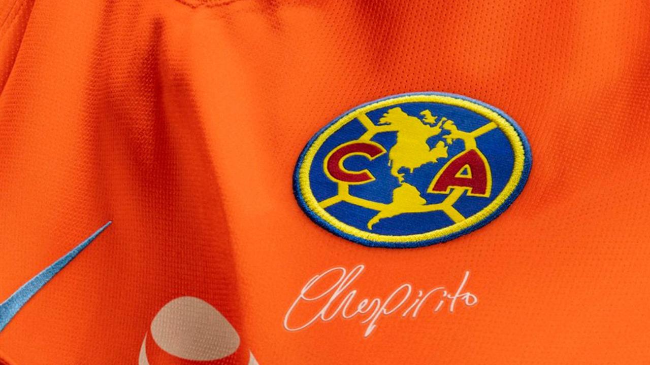 Club América anuncia tercer uniforme
