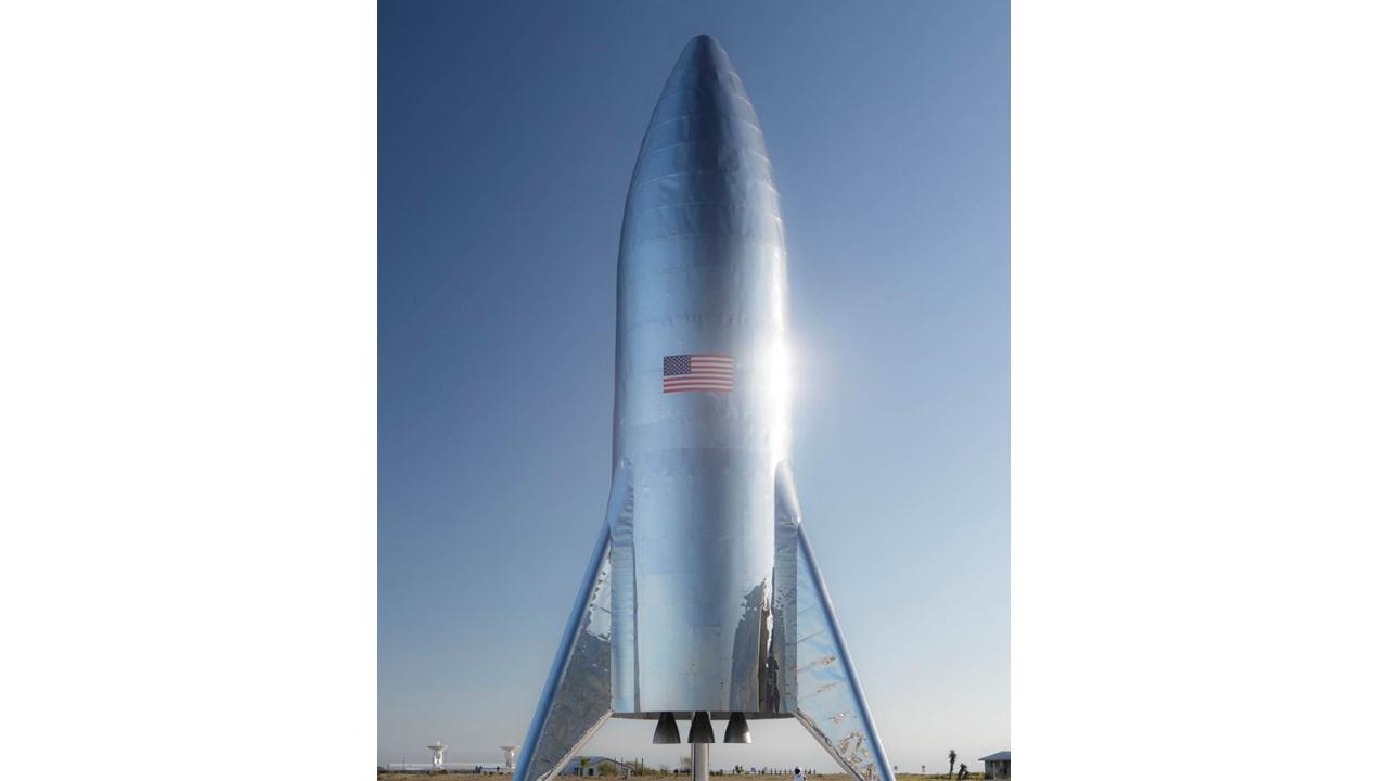 SpaceX realizó el primer lanzamiento del año