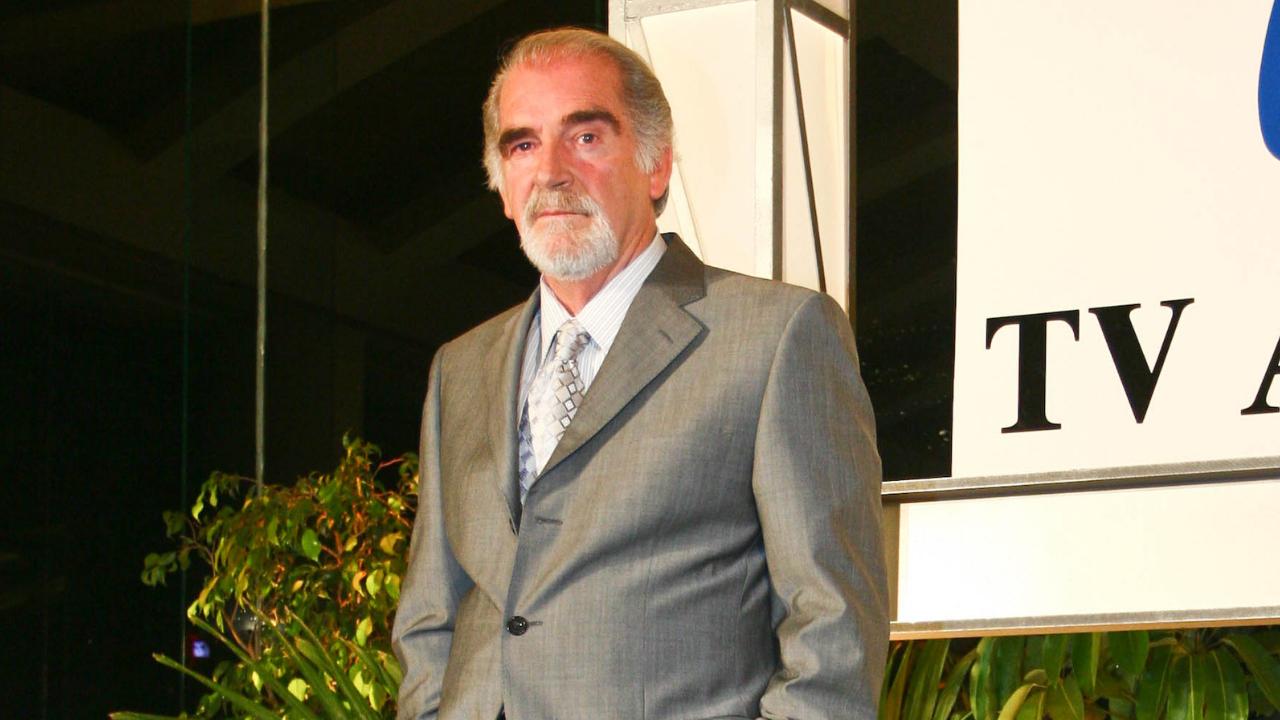 El actor Fernando Luján murió a los 79 años