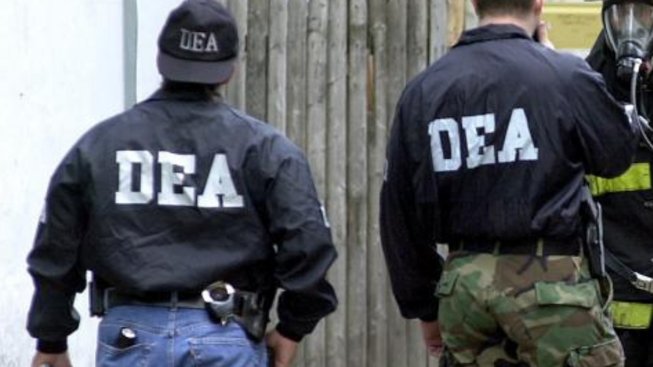 Un agente de la DEA implicado en caso de lavado de dinero