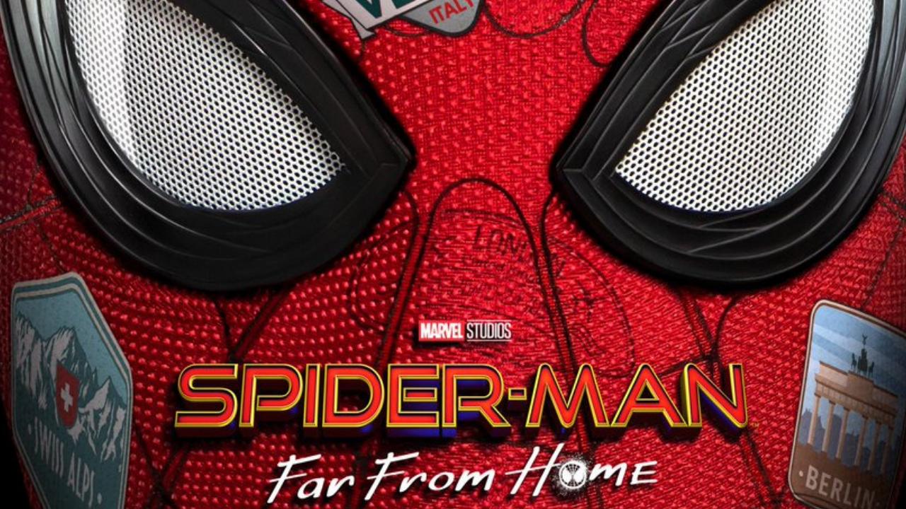 Mira el tráiler de Spider-Man: Far From Home