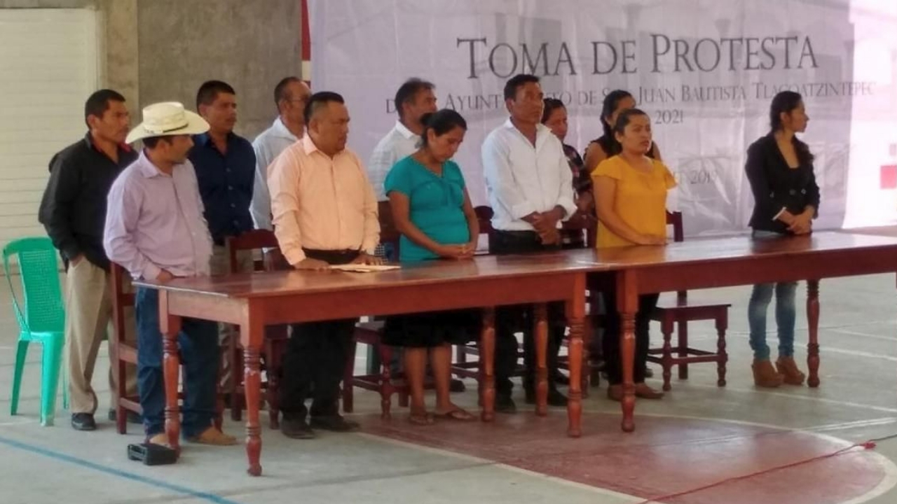Oaxaca-alcaldesa