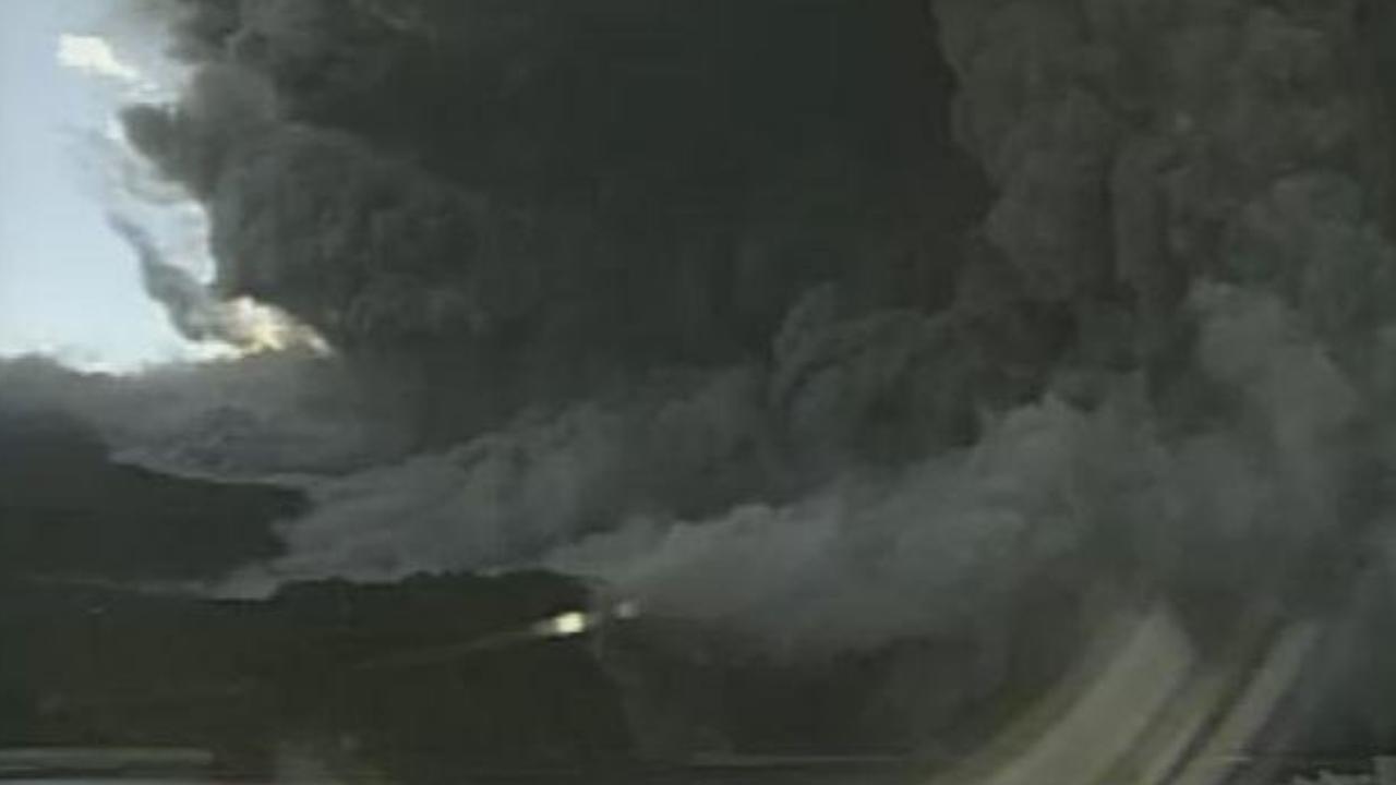 volcán-Japón