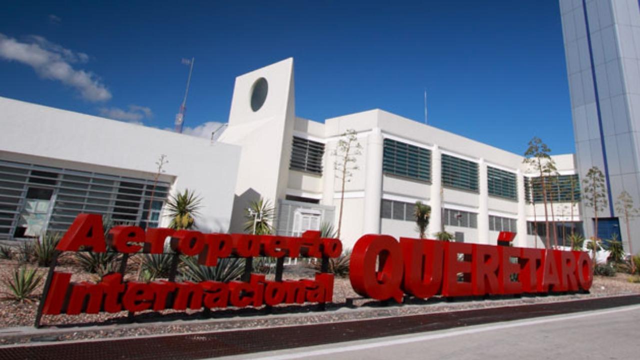 Aeropuerto Internacional de Querétaro