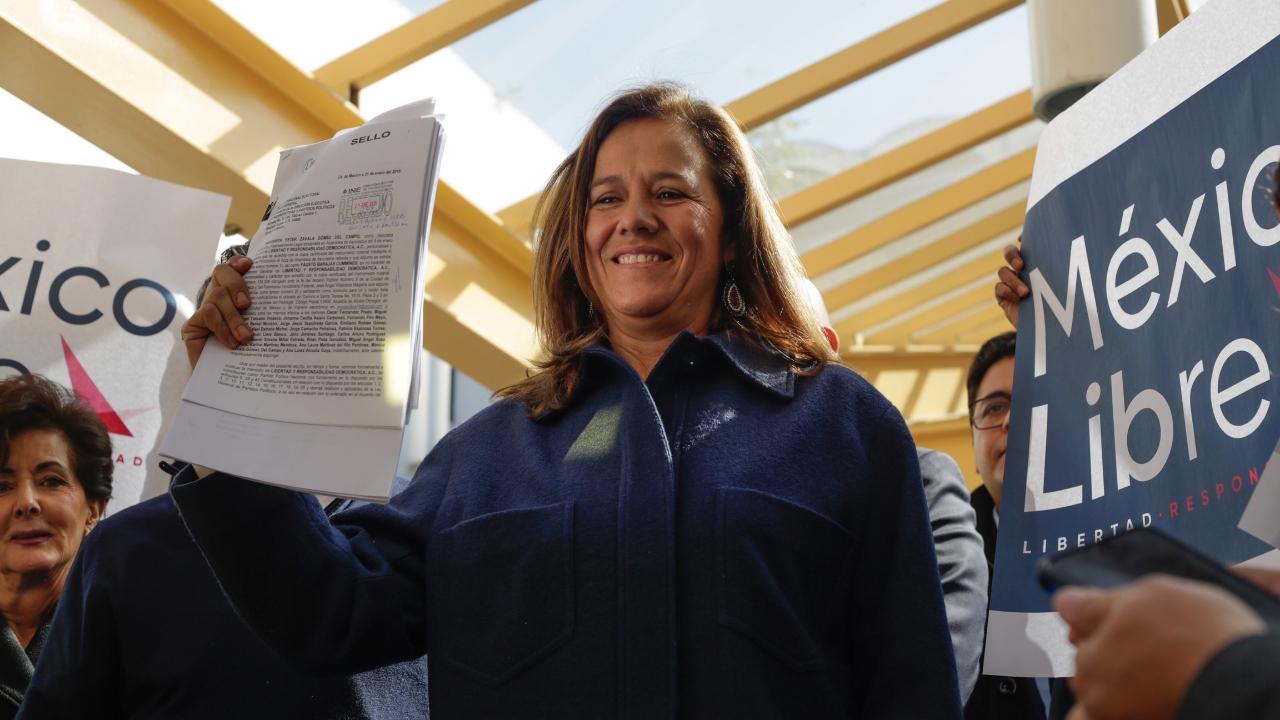 Change.org registra iniciativa para negar registro a 'México Libre'