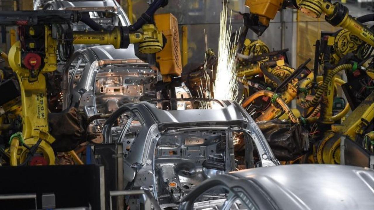 industria automotriz-producción