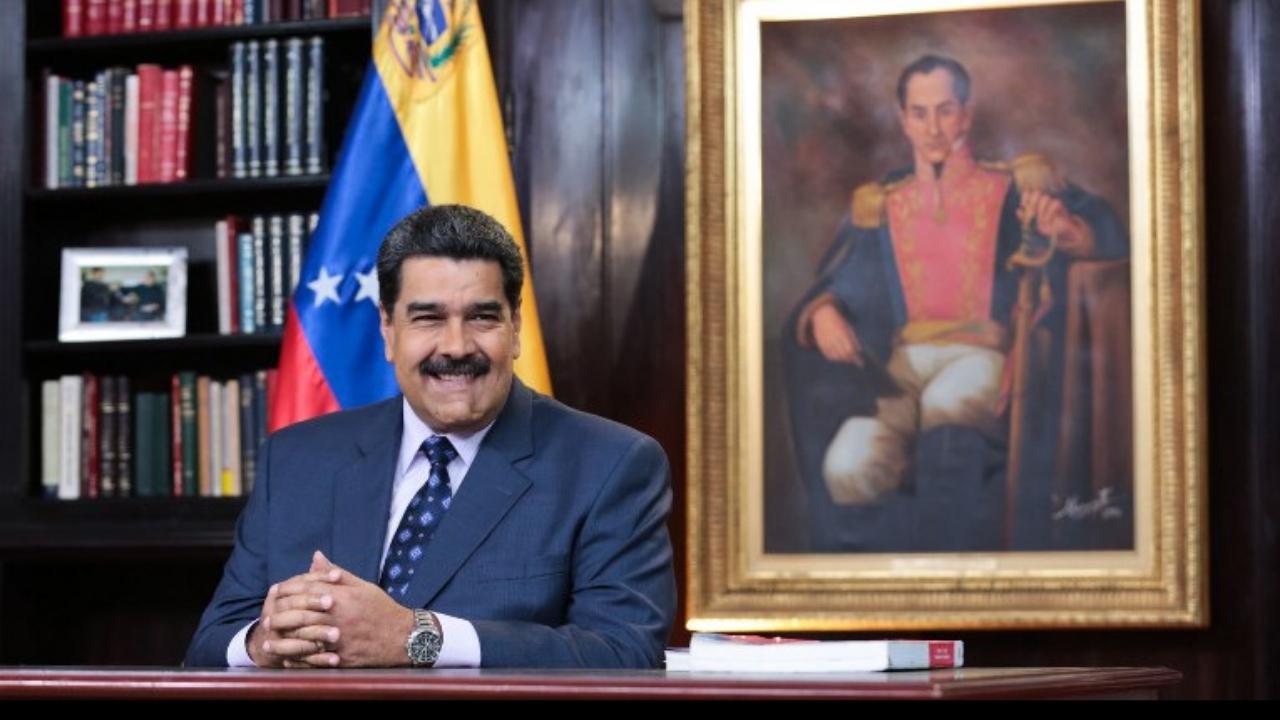 Nicolás Maduro-Perú