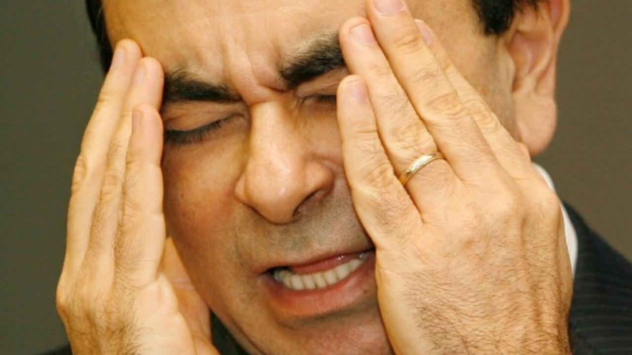 cargos-Carlos Ghosn