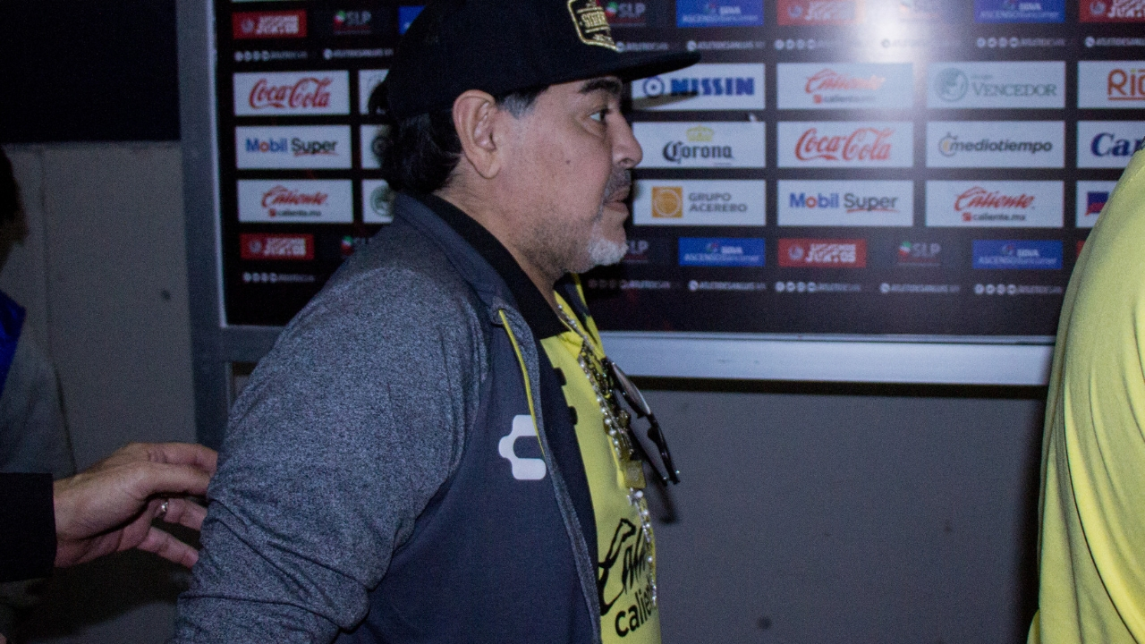 Maradona regresa a México con Dorados