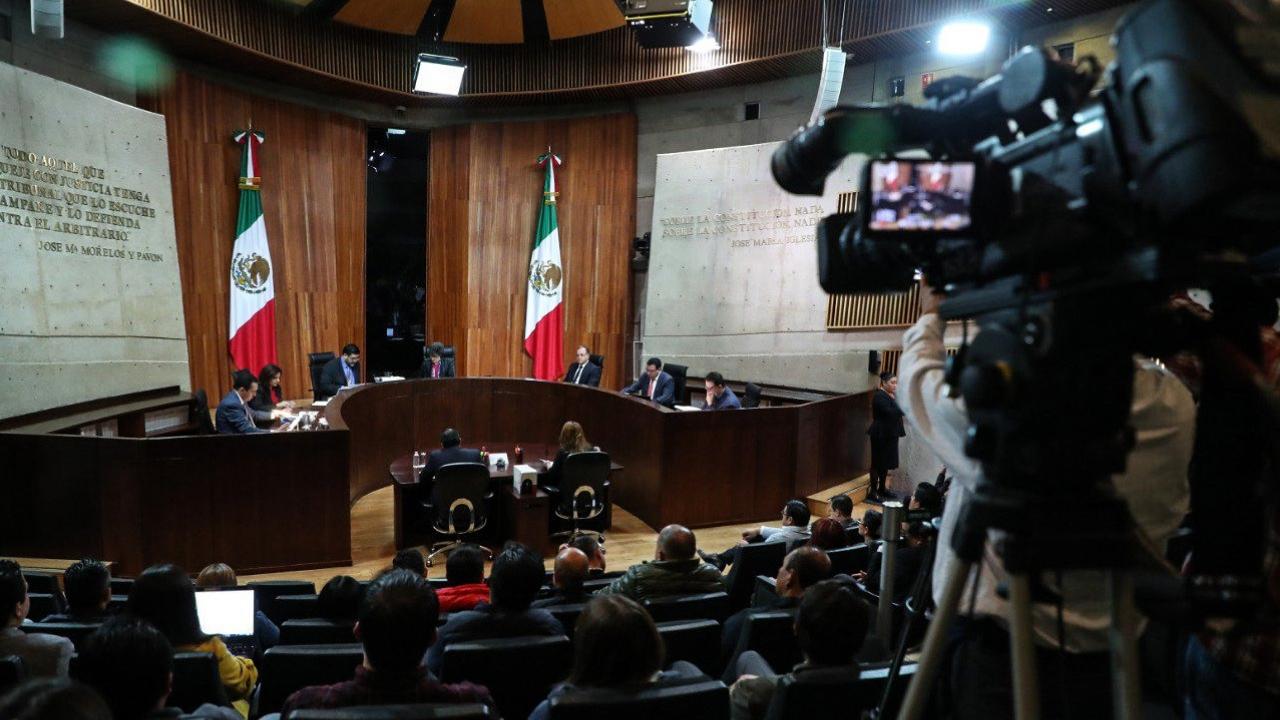 TEPJF y Judicatura Federal aceptan reducirse el sueldo