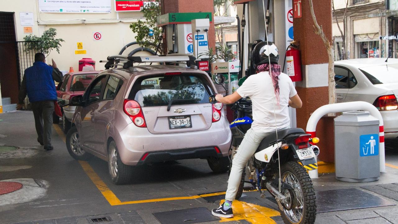 Se normaliza el abasto de gasolina en la CDMX