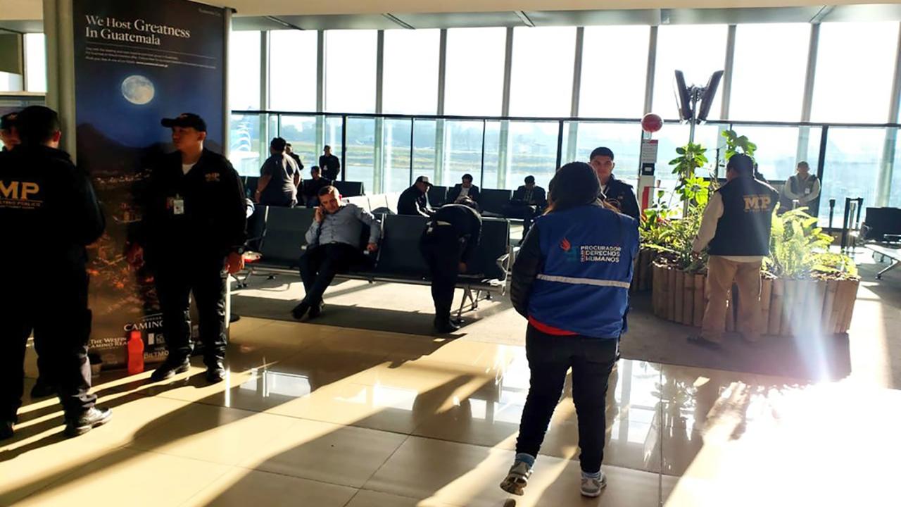 Guatemala Aeropuerto