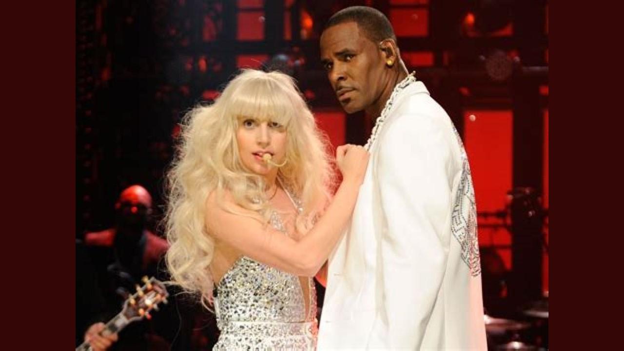 Lady Gaga R Kelly