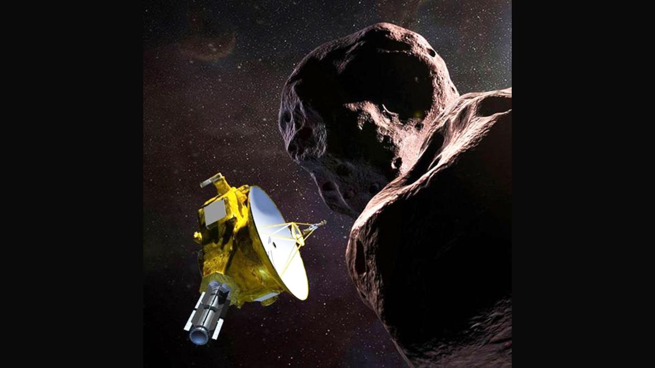 NASA JHUAPL-SWRI