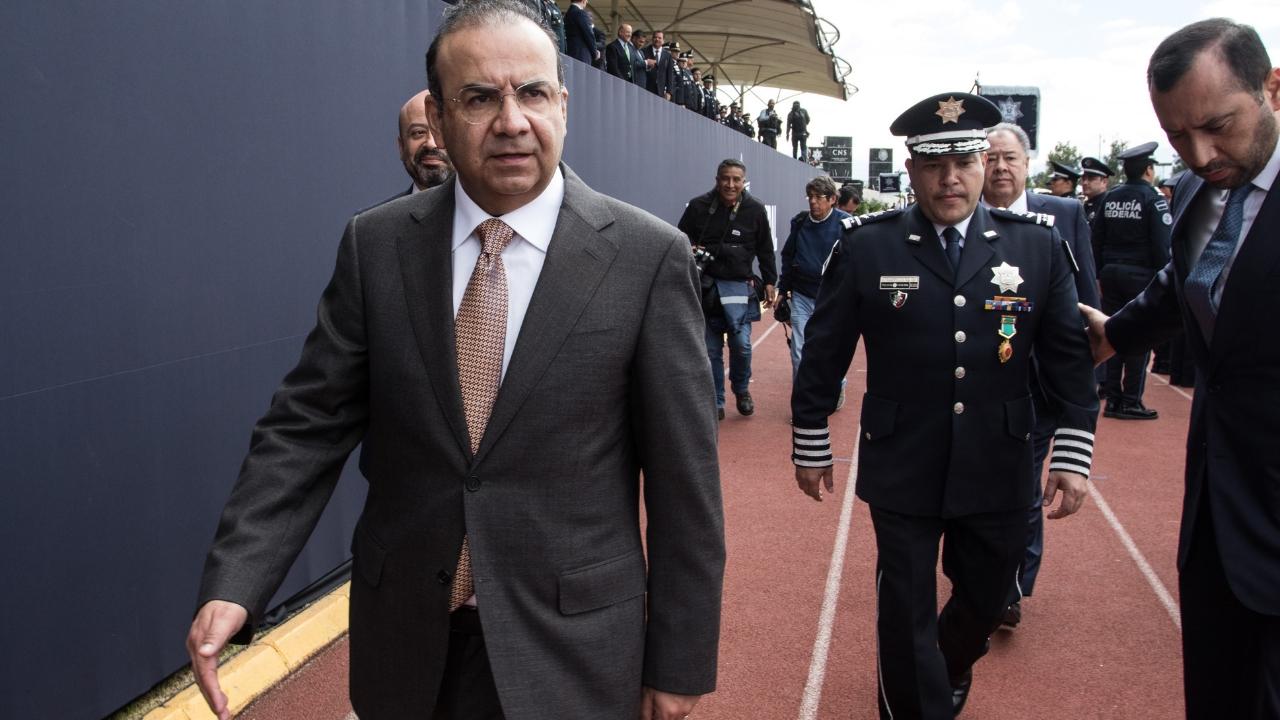 Navarrete Prida defiende lucha contra robo de combustible