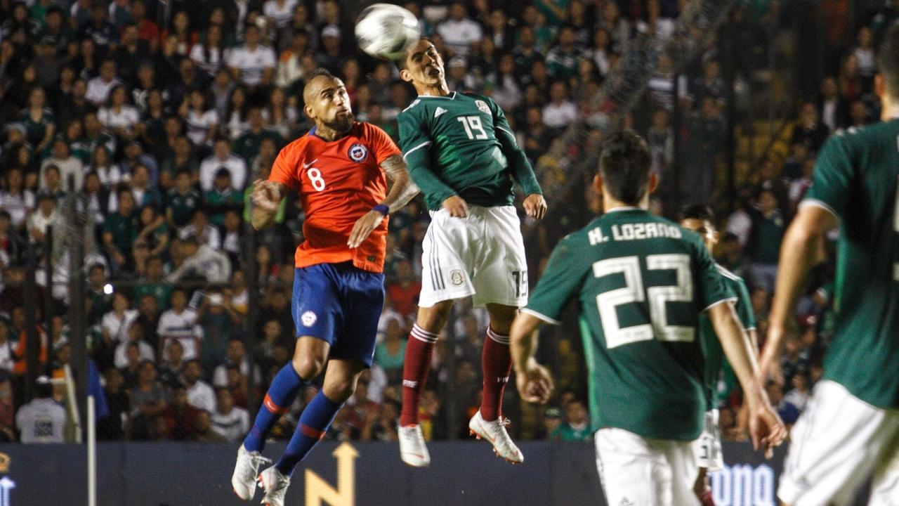 Selección mexicana confirma primeros encuentros de 2019
