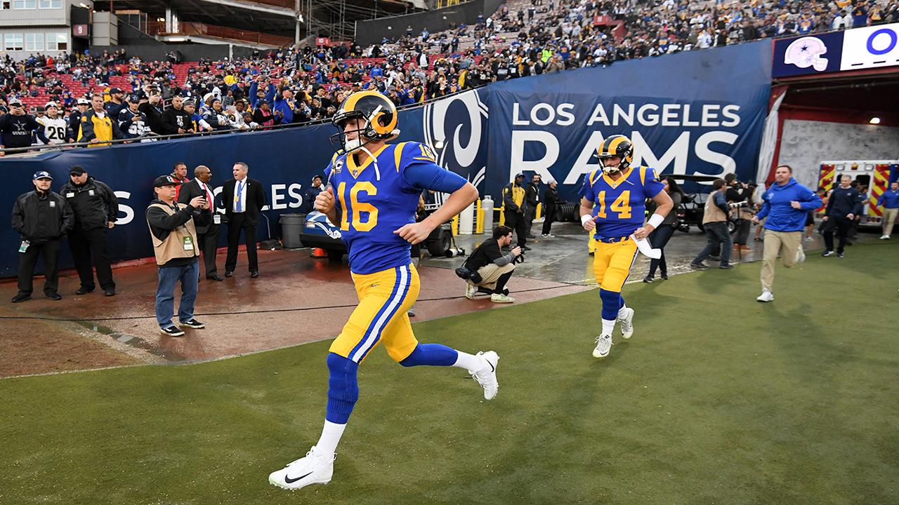playoffs Rams