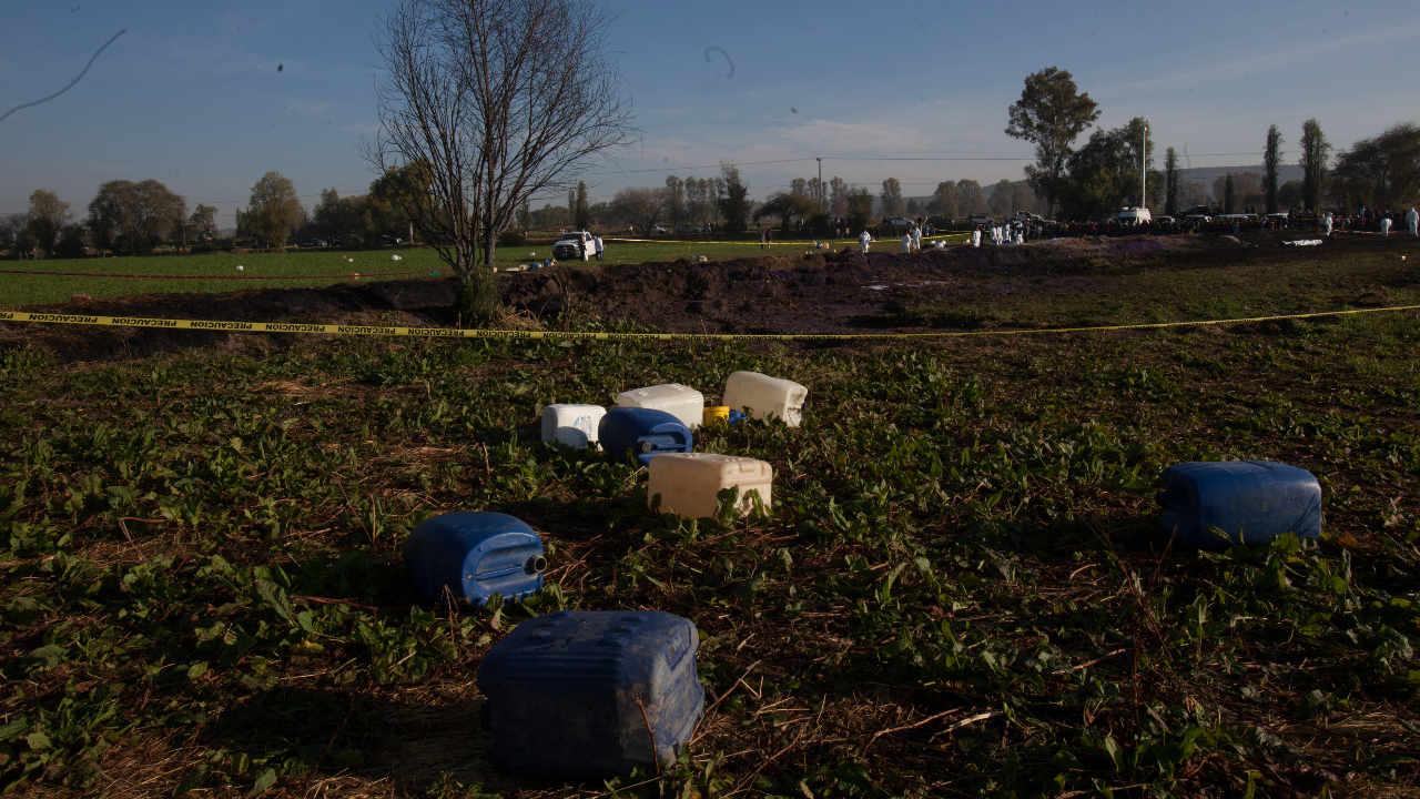 Aumenta a 113 la cifra de muertos por explosión en Tlahuelilpan