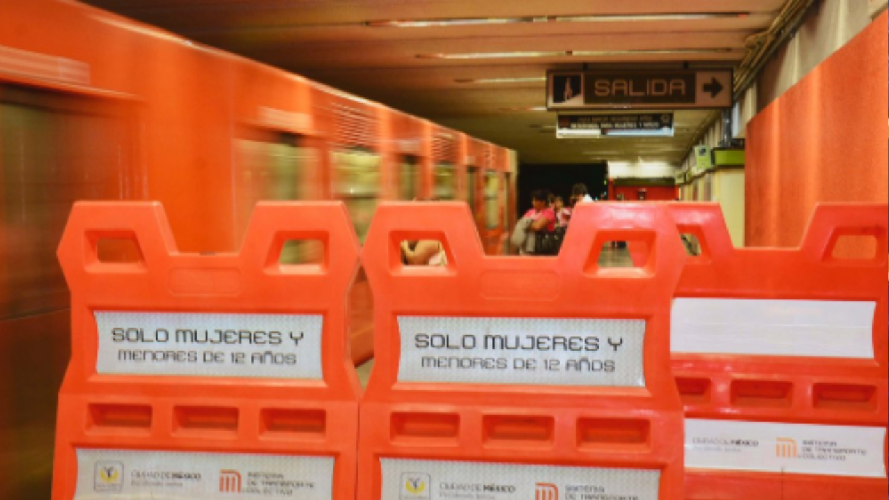secuestros en el metro